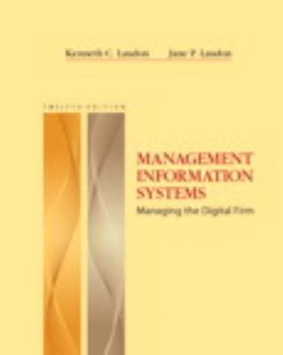 Management Information Systems-9780132142854-12-Ken Laudon & Laudon, Jane Price-Pearson