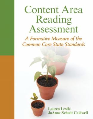 Content Area Reading Assessment
